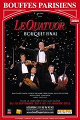 Le Quatuor - Bouquet Final jusqu'à 21% de réduction