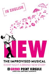 New - The improvised musical jusqu'à 32% de réduction