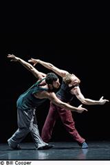 William Forsythe - Duo2015 (Paris Quartier d'été)