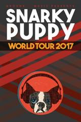 Snarky Puppy World Tour 2017