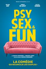 Psy, sex & fun jusqu'à 41% de réduction