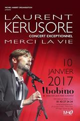 Laurent Kérusoré - Merci la vie