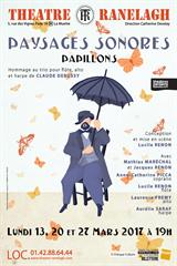 Paysages sonores - Papillons