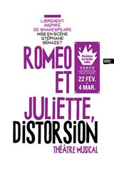 Roméo et Juliette, distorsion