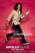 Anthony Kavanagh se chauffe