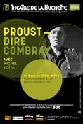 Proust - Dire Combray