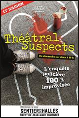 Theatral Suspects jusqu'à 37% de réduction