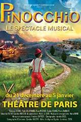 Pinocchio - Le spectacle musical