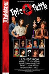 Epic Battle - Cabaret d'impro