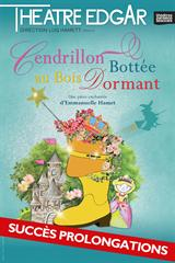 Cendrillon bottée au bois dormant