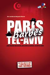 Paris-Barbès-Tel Aviv jusqu'à 63% de réduction