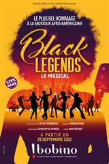 The Black Legends Show