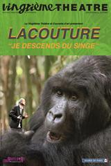 Xavier Lacouture - Je descends du singe