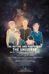 The nature and purpose of the Universe