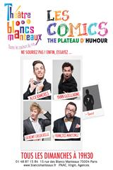 Les Comics - The Plateau d'humour