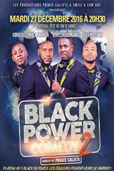 Black Power Comedy 2