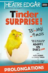 Tinder Surprise jusqu'à 64% de réduction