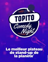 Topito Comedy Night jusqu'à 33% de réduction