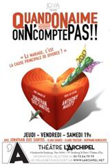 Quand on aime, on n'compte pas !