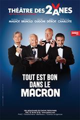 Tout est bon dans le Macron jusqu'à 13% de réduction