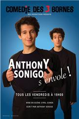 Anthony Sonigo s'envole