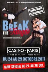 Break the Tango jusqu'à 58% de réduction