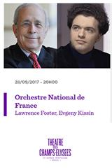 Orchestre National de France - Mitteleuropa jusqu'à 15% de réduction