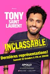 Tony Saint Laurent - Inclassable