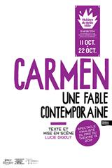 Carmen - Une fable contemporaine