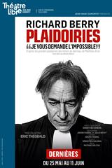 Richard Berry - Plaidoiries jusqu'à 20% de réduction