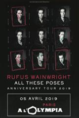 Rufus Wainwright - All these poses