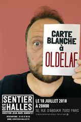 Carte blanche à Oldelaf