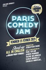 Paris Comedy Jam