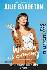 Julie Bargeton - Woman is coming jusqu'à 49% de réduction