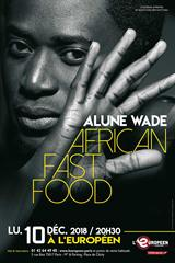 Alune Wade - African Fast Food