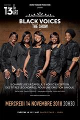 Black Voices - The Show
