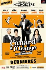 Le canard à l'orange jusqu'à 20% de réduction