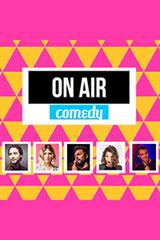 On air comedy