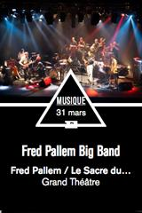 Fred Pallem Big band jusqu'à 29% de réduction