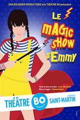 Le Magic Show d'Emmy jusqu'à 42% de réduction