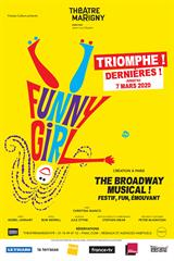 Funny Girl the musical jusqu'à 33% de réduction