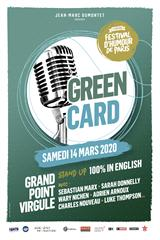 Green Card - Stand-up all in english (FUP)