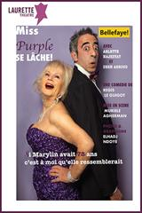Miss Purple se lâche