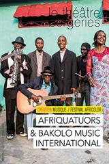 Afriquatuors & Bakolo Music International