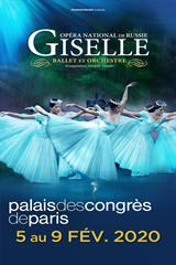 Opéra National de Russie - Giselle