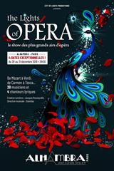 The lights of Opera jusqu'à 10% de réduction
