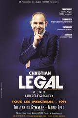 Christian Legal se l'imite #auxdegatsdeslieux