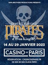 Pirates - Le destin d'Evan Kingsley