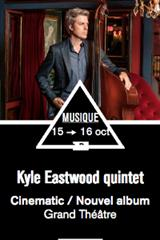 Kyle Eastwood quintet - Cinematic jusqu'à 29% de réduction