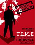 TIME : le spectacle d'improvisation explosif !